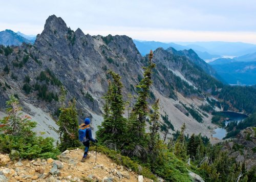 The Appalachian Trail and PCT are just two of the 11 stunning national scenic trails