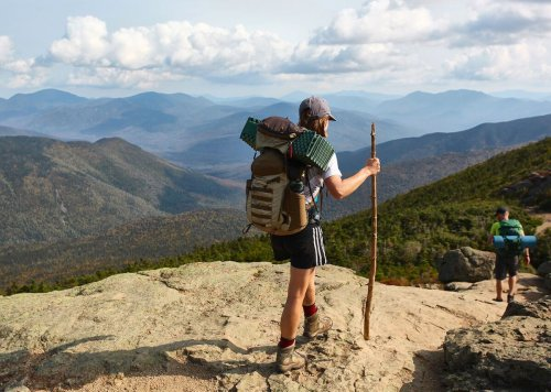 Tall mountains, 1,000 lakes, and waves make New Hampshire's outdoor options
