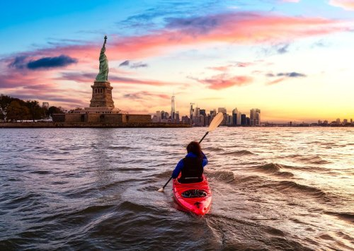 The coolest things you can do outdoors in NYC this summer
