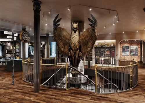 The largest immersive Harry Potter experience is opening in NYC