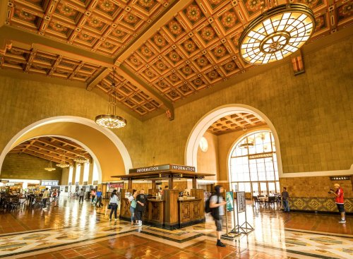 7 beautiful train stations in the US that are true architectural marvels