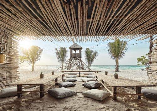 How a Marriott resort became Cancun's best spot for mezcal