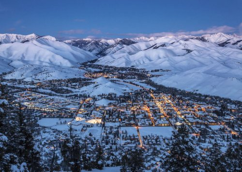 Sun Valley road trip guide