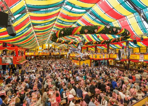 Germany officially cancels Oktoberfest 2021 due to COVID-19