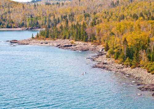 On Lake Superior's north shore, Duluth is an outdoor lover's dream
