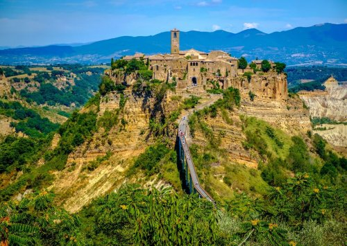 7 of the prettiest towns for a quick day trip from Rome