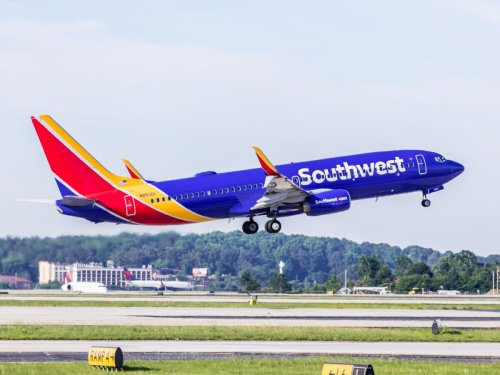 Fly domestic for just $50 in honor of Southwest's 50th anniversary