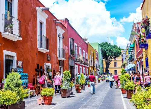 Pyramids, art, and mole sauce make Puebla much more than a side trip from Mexico City