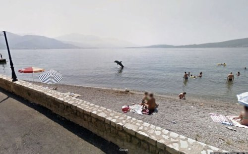 The coolest and funniest Google Street View captures from around the world
