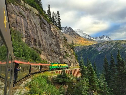 7 vintage train rides in the US that will take you where no cars can go