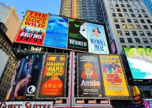 Live shows are coming back to Broadway and Las Vegas as restrictions are lifted