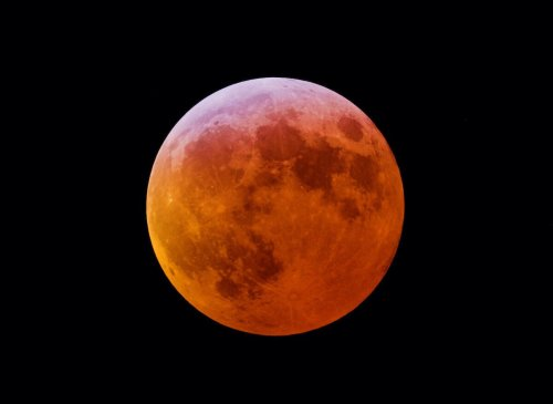 A total lunar eclipse will be visible in the US and Canada this month