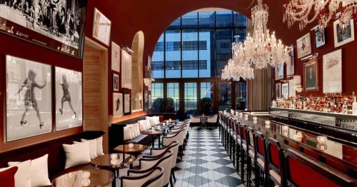 The 8 best New York City hotel bars to sip in ultimate luxury