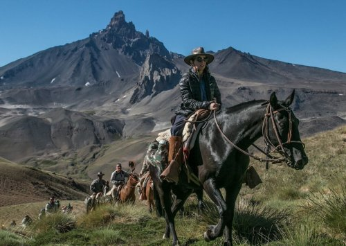 Argentina's wine country is an outdoor adventure paradise at the foot of the Andes