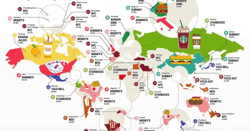 The most hated fast food brands in the world