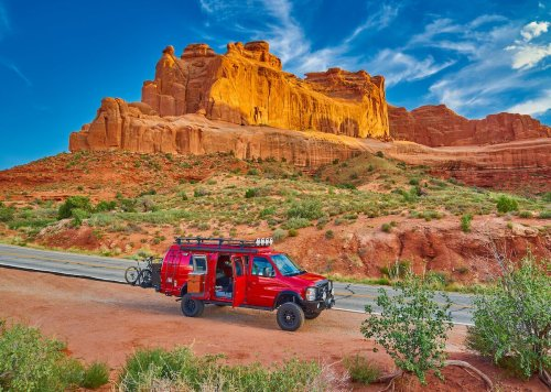 In my #vanlife journey through 40 states, these 5 states stood out as the best