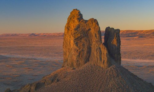 The most epic hikes in Wyoming over jagged peaks, volcanic spires, and sand dunes