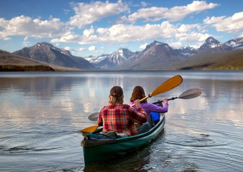 The ultimate floating tour through Montana, from Yellowstone to Glacier National Park