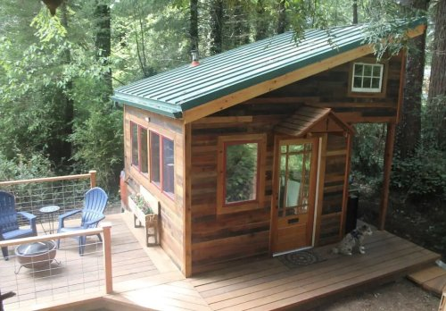 11 magical Airbnbs near the towering trees of Redwoods and Sequoia national parks