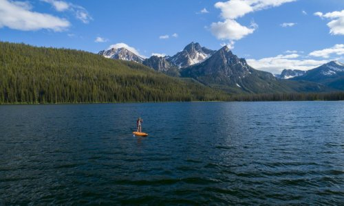 Solo traveler's guide to Idaho