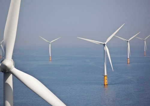 US to build massive offshore wind farm in its new era of renewable energy