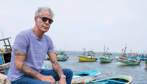 An Anthony Bourdain documentary is coming to theaters