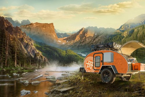 Spend three days camping and win a premium trailer, thanks to Breckenridge Brewery