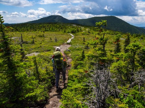 Long-distance hikers are once again able to tackle the Appalachian Trail