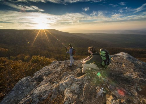 The best uncrowded state parks in Arkansas near the busiest national parks
