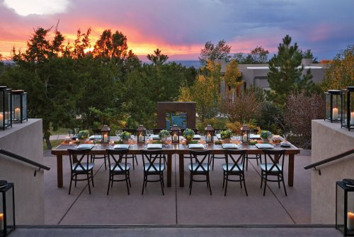 8 top patio restaurants in Santa Fe