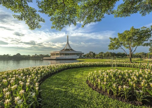 The chillest green spaces in Bangkok, for morning tai chi, paddleboat rides, or just an urban escape