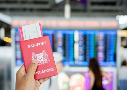 These are the world's strongest passports for 2021