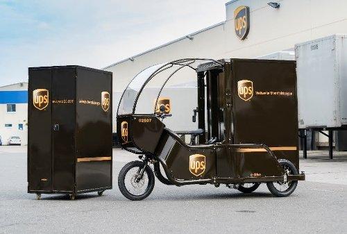 UPS erweitert City-Logistik-Projekt in München