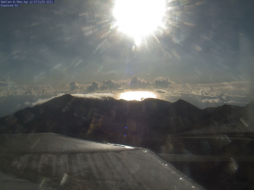 Haleakalā Reopens on Maui; Fleeting Snow has Passed, Caution Remains for Icy Roads   Maui Now