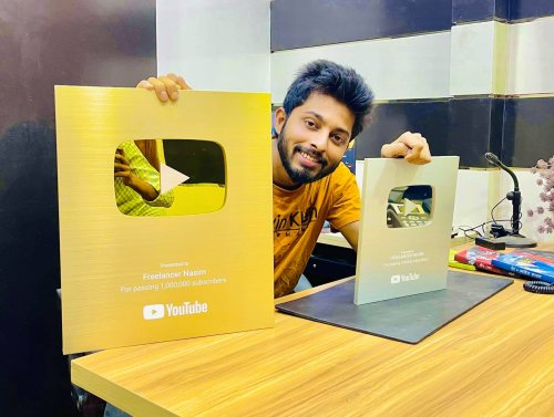 Md Nasim: The Journey of a Freelancer Becoming one of the Top Names in Entrepreneurship
