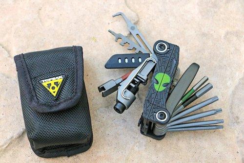 New Products: Topeak Alien X Multi-Tool | Mountain Bike Action Magazine