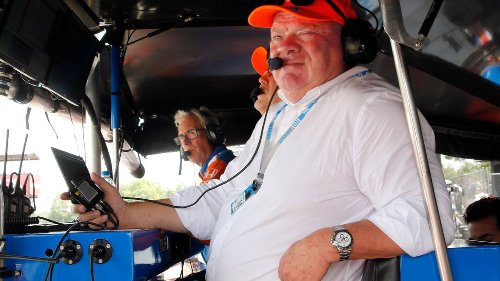 Column: Ganassi saw writing on wall for his NASCAR future