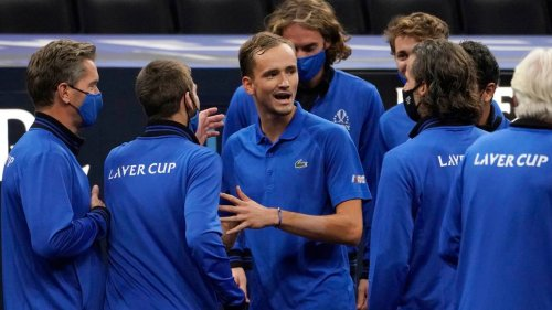 After loss, McEnroe says Laver Cup should get more respect
