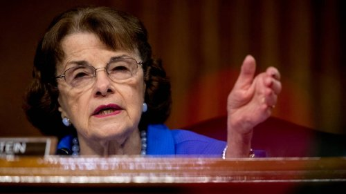 California's new senator is ready to end the filibuster. Dianne Feinstein's 'thinking about it'