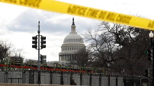 'Traitors get shot.' Capitol riot suspect warned his family to not turn him in, feds say
