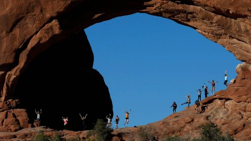 Eager to get outside this weekend? Here's when you can visit a national park for free