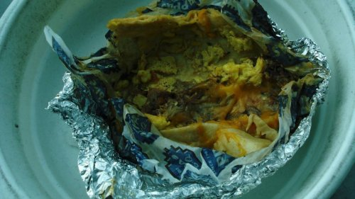 Breakfast burrito catches TSA agent's attention. An ingredient led to arrest in Texas