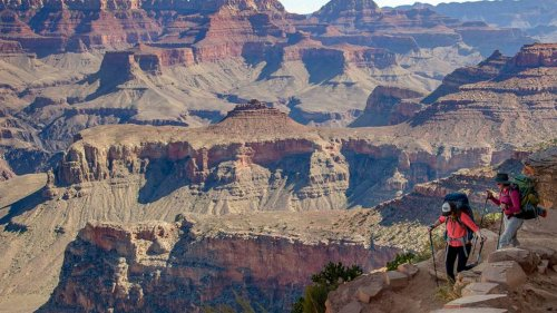 Grand Canyon officials search for solo Texas hiker who vanished days ago