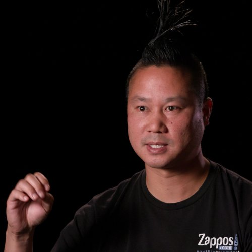 Safe enough to try: An interview with Zappos CEO Tony Hsieh