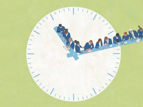 McKinsey Classics: Time management is an organizational problem