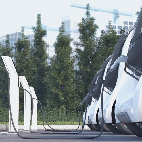 How charging in buildings can power up the electric-vehicle industry