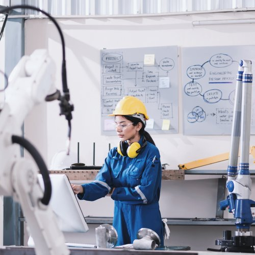 Manufacturing process innovation for industrials