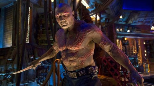 """Guardians of the Galaxy Vol. 3 Will """"Probably"""" be Dave Bautista's Last Appearance as Drax"""