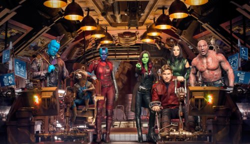 Guardians of the Galaxy Vol. 3 Gets Official Logo and Release Date