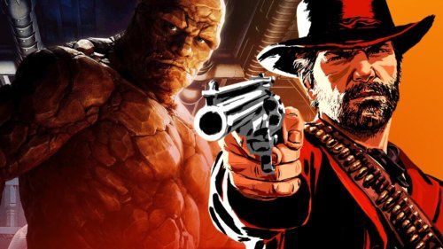 Has Red Dead Redemption 2 Actor Roger Clark Hinted at Fantastic Four Role?